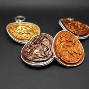 Bracelet-capsules-marron-orange
