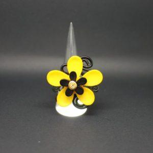 bague-aluminium-fleur-jaune